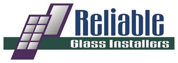 Reliable Glass Installers Logo